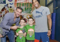 BigsMile Sport and Fun Camp - Stefan Maierhofer, Alamande Belfor & Kids