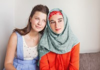friendship-of-the-religions-concept-muslim-and-christian-girl-t--mila-supynska